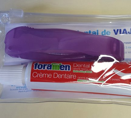 FORAMEN Travel Kit.