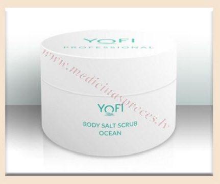 YOFI Body Salt Scrub Ocean, 300 gr.