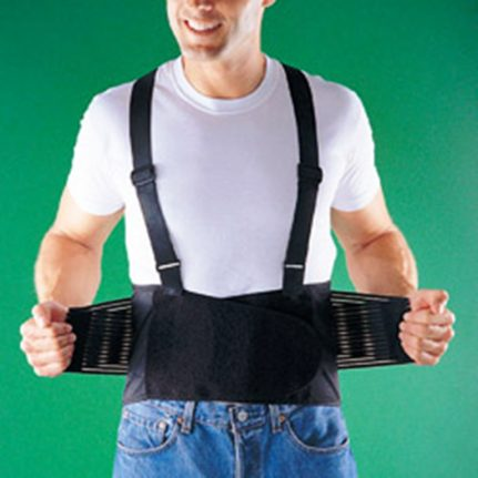 Industriālā muguras ortoze S izmērs.