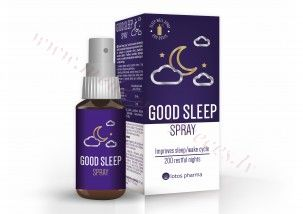 Good Sleep Spray, 30 ml.