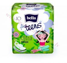 Bella Teens Ultra Relax higiēniskās paketes.