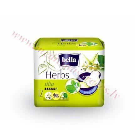 Bella Herbs Tilia deo higiēniskās paketes, 12gb.