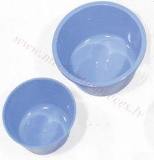 Plastmasas bļodiņa (zila) 250 ml.