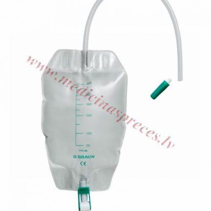 Urīna savākšanas maiss, 500 ml.