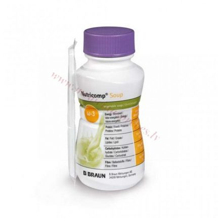 NUTRICOMP Soup vegetable, 200 ml.