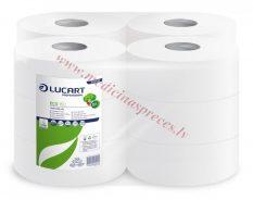 Tualetes papīrs Eco Lucart 150, 1 rullis.