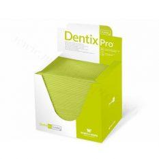 Dentix Pro Classic zobārstniecības salvetes 33cmx48cm, citronzaļa krāsa, 80 gab.
