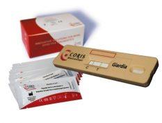 Giardia K-SeT, 20 testi.