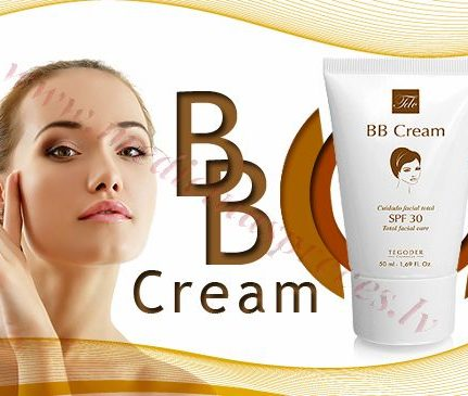 TEGODER BB Cream SPF 30 50 ml.