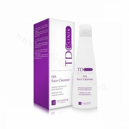 TEGODER HA Face Cleanser, 200 ml.