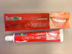 Zobu pasta Foramen Dental, 75 ml.