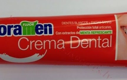 FORAMEN Crema Dental Zobu Pasta 25ml.