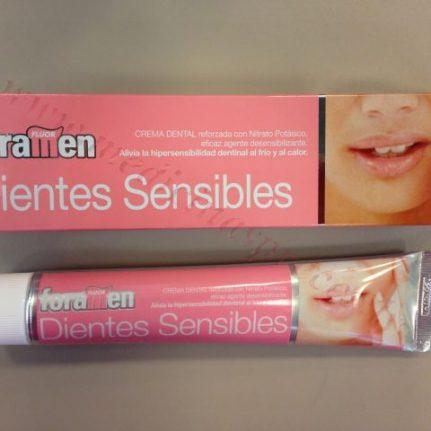 Zobu pasta Foramen Sensitive, 75 ml.