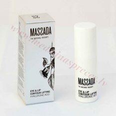 MASSADA Eye&Lip Contour gels, 15 ml.
