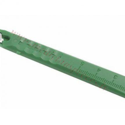 1x lietojams skalpelis,sterils,N10,10gab.