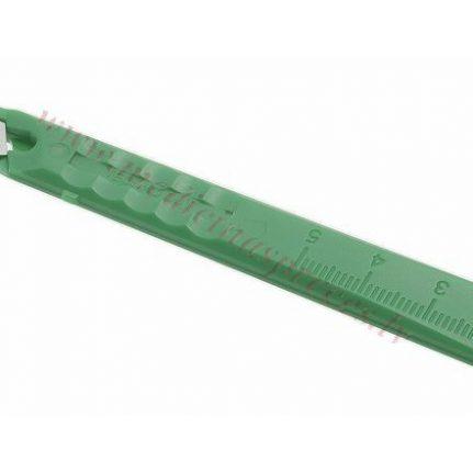 1x lietojams skalpelis,sterils,N11,10gab.