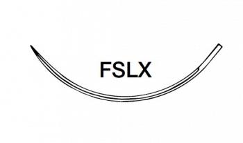 Ethilon 0 FSLX, 75 cm, 1 gab.