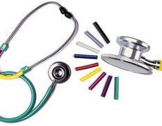 Stetoskops divpusējais.