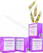 MESOTER Anti-cellulite 24×2 ml Tegor.