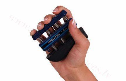 Espanders, zils-īpaši stipra 3.2-10.4 kg pretestība.