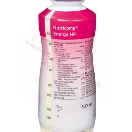 NUTRICOMP Energy HP Neutral, 500 ml.