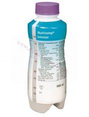 NUTRICOMP Intensiv, PE pudele 500 ml.