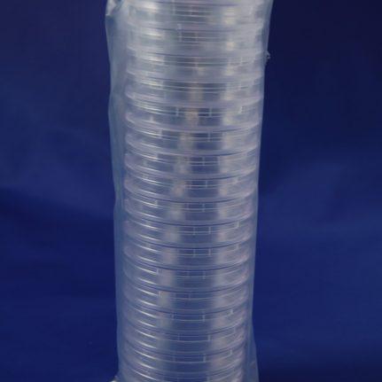 Petri plate 65 mm, 20 gab.