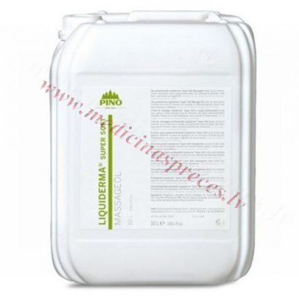 LIQUIDERMA SUPER Soft masāžas eļļa 10 L