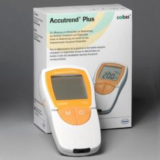 ACCUTREND PLUS KIT mmol/L