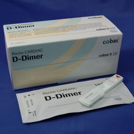 Cardiac D-Dimer h 232