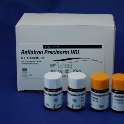 Reflotron Precinorm HDL Chol