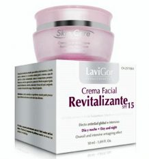 LAVIGOR Crema facial Revitalizante 50 ml.