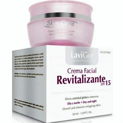 LAVIGOR Crema facial Revitalizante 50 ml.