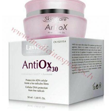 LAVIGOR Crema facial AntiOx 50 ml.