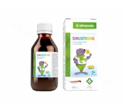 Sinustrong balzāms, 100 ml.