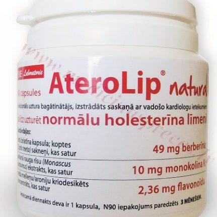 AteroLip 90 kapsulas.