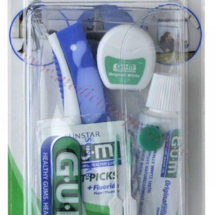 Ceļojumu komplekts GUM Travel Kit.