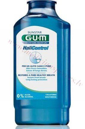 GUM HaliContro mutes skalojamais līdzeklis, 300 ml.