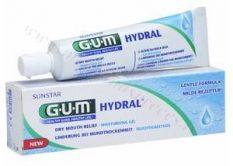Zobu gēls GUM Hydral 50 ml.