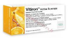 Vitiron Active Suscaps, 30 kapsulas.