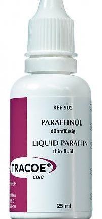 Parafīna šķīdums kaniļu eļļošanai.