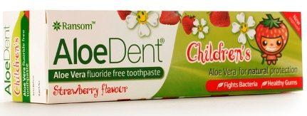 AloeDent Children zobu pasta 50 ml