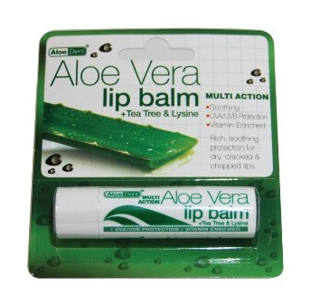 Aloe Vera lūpu balzams.