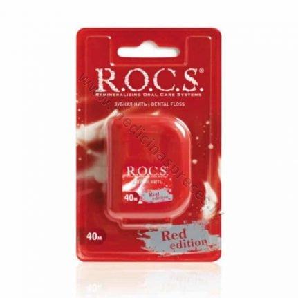 rocs-zobu-diegs-red-edition-zobarstniecibai-zobu-birstes-diegi-rocs-medicinaspreces.lv
