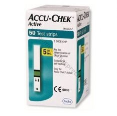 accuchek test strip