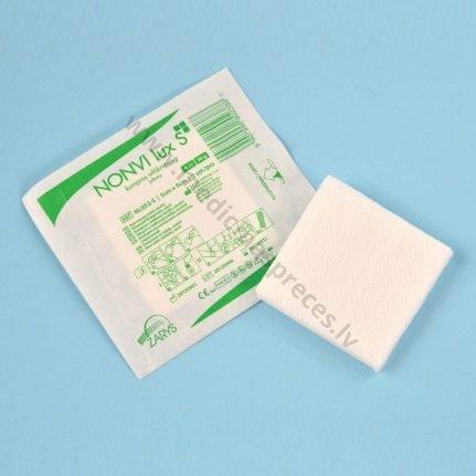 nonvi lux neausta materiāla salvete, sterila ZONL052-S (640x640)