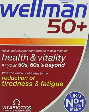 wellman 50 plus TV223510