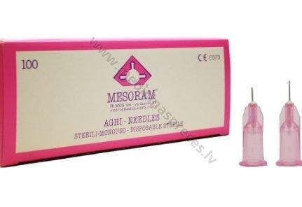 mesoram-mezoterapijas-adatas- 32G-slirces-adatas-sistemas-iv-katetri-adatas-mesoram-medicinaspreces.lv