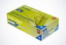 AR01187-XL_zaļi nitrila cimdi