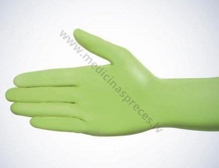 zaļi nitrila cildi